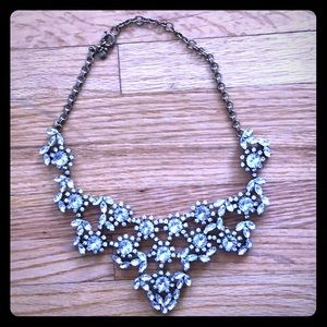 J. Crew Rhinestone necklace